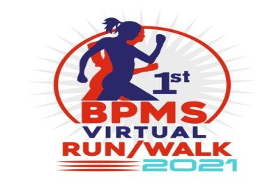 BPMS's 1st Virtual run/Walk race