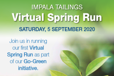 Impala Tailings Virtual Spring Run