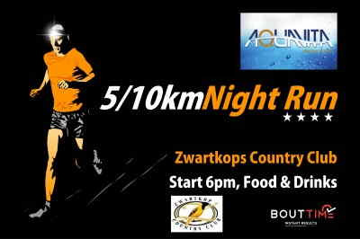 Zwartkop Nite Race Series - Enter for 4
