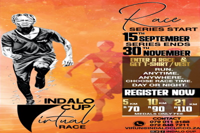 Indalo Virtual Race 15 Sep - 30 Nov