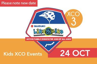XCO event Kids Series #3
