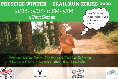 Prestige Trail Run Series #2