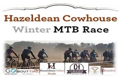 Hazeldean Cowhouse Winter MTB Race