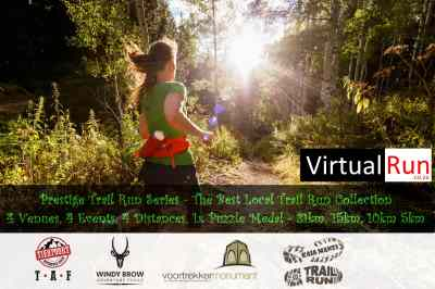 Prestige Trail Run Series #4 - Virtual Run